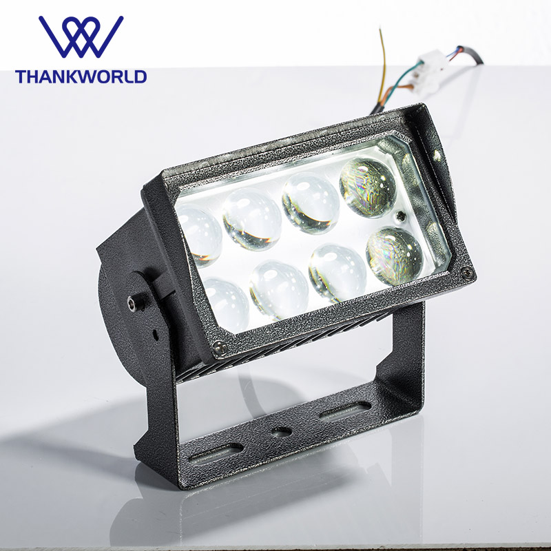 New 24w floodlight led modern led-spotlight gardening Led projector ip65 waterproof Led lamp outside Wall washer outdoor led ce