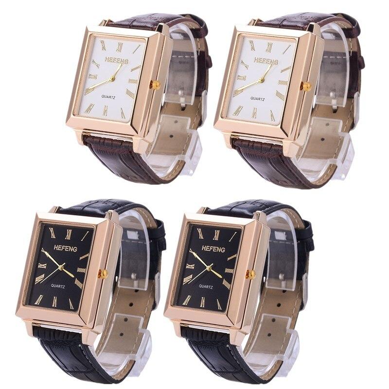 36167332c1c 4 pçs lote Militar Relógio de Quartzo Homens de Carregamento USB  Recarregável Sem Chama Mais