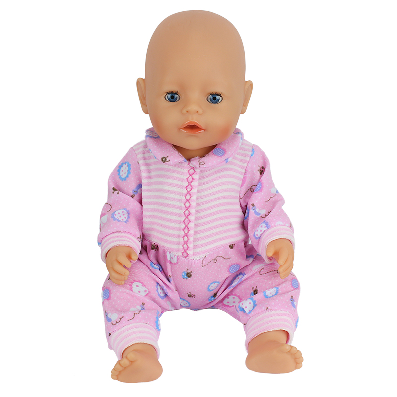 Doll accessories,leisure Doll Clothes  Wear fit 43cm Baby Born zapf(only sell clothes) 2color choose leisure dress doll clothes wear fit 43cm baby born zapf children best birthday gift only sell clothes