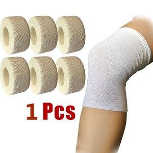 1/3/5 PCS Medical Bandage First Aid Adhesive Bandage for Hand Leg Band Adhesive Stretch Band Wrist Sports Protective Bandage