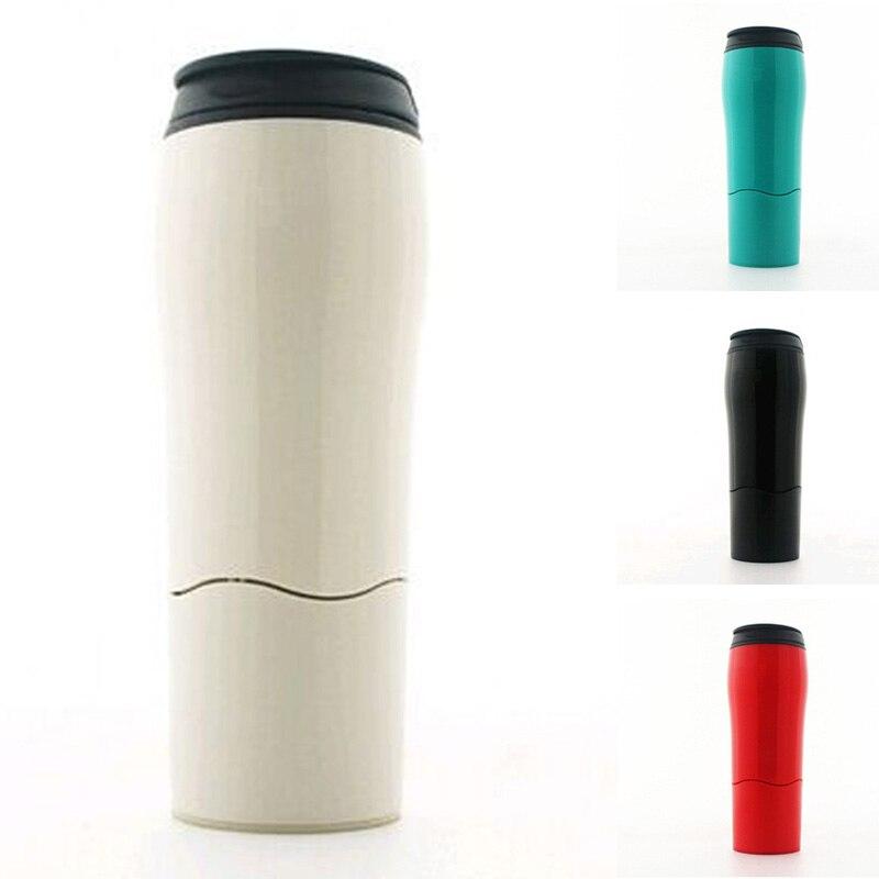2018 New And Hot Sell On Amazon Drop Shipping Mighty Magic Sucker Mug Travel Mug the mug that won't fall over Gravity Cup