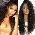 Alicrown Kinky Curly Full Lace Front Wigs With Baby Hair 9a Brazilian Kinky Curly Wig Full Lace Human Hair Wigs For Black Women