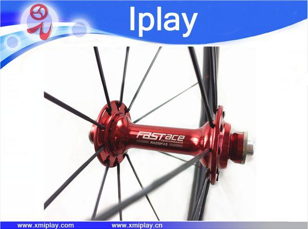 Дешевые FASTace RA209 ступицы дорожный Карбон клинчерное колесо колеса для шоссейного велосипеда 60 мм углеродный велосипед гоночная пара колес б... - 3