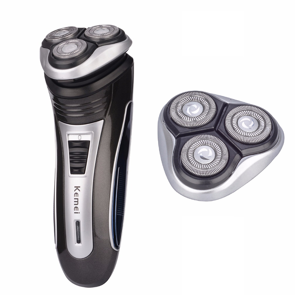 Kemei Electric Hair Clipper Hair Trimmer Rechargeable Electr