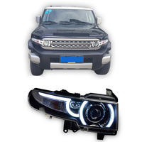 Ownsun New Eagle Eyes LED Projector Lens Headlights For Toyota FJ Cruiser