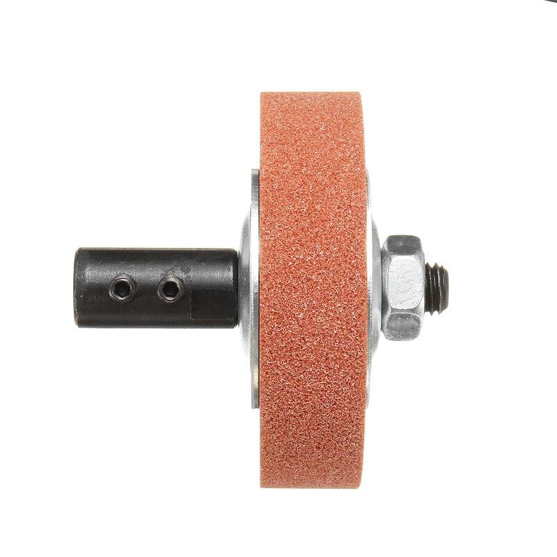 DANIU 1 stück 70x20x10mm Orange Schleifscheibe Adapter Set Geändert Bohrmaschine In Schleifmaschine werkzeuge