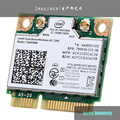 Новый Intel Dual Band Wireless-AC 7260 ac7260 7260HMW AC 7260 802.11ac MINI PCI-E Карты 2.4 Г/5 Г Dual Band 2x2 Wi-Fi + Bluetooth 4.0