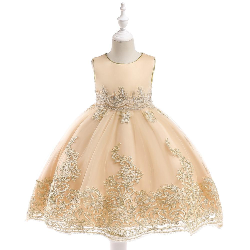 1b836fc6e1479 Ivory And Rose Gold Flower Girl Dress - raveitsafe