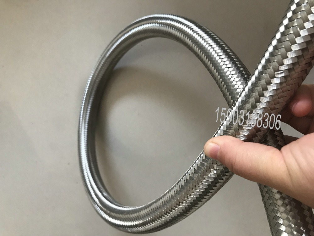Stainless Steel Braided Hose -6AN 5-1//2 ft. Garage Sale