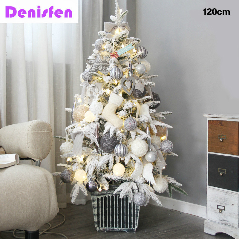 Artificial Pine Simulation Plant Branches Christmas Tree For Christmas OH WM