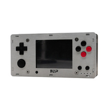 Handheld Mini Raspberry pi 3 Model B/B+(Plus) Game Console 2.8 Inch Retro Portable Game Player with about 10000 Classic Games