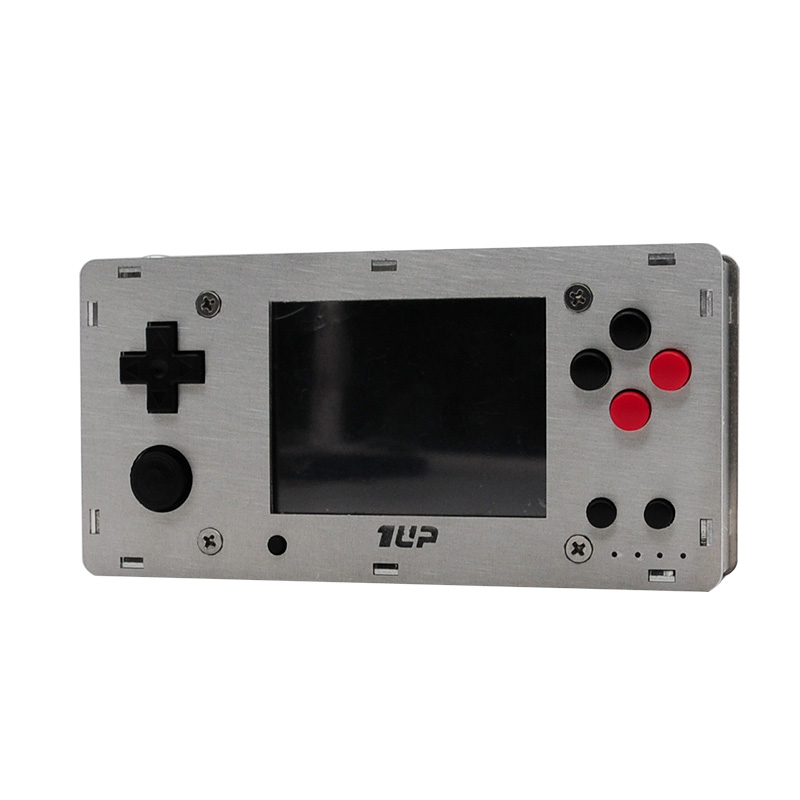 Handheld Mini Raspberry pi 3 Model B/B+(Plus) Game Console 2.8 Inch Retro Portable Game Player with about 10000 Classic Games image