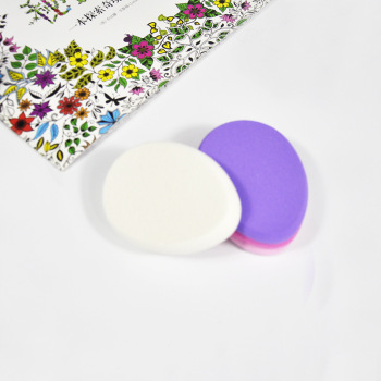 Velvet Makeup Sponge Microfiber Fluff Surface Cosmetic Puff Make Up Blender Puff Powder Foundation Concealer Cream CC24 3