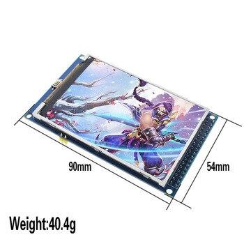 3.2 inch TFT LCD screen module 3.2'' HD 320X480 For Arduino MEGA2560 R3 STM32 C51 Demo Board 4