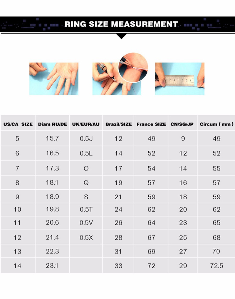 Size chat  New Arrivals Particular Provide Feminine Vogue Jewellery Girls Spherical Nationwide Zirconia Rings Girls Marriage ceremony Social gathering Jewellery Drop Delivery HTB1UbnCkTJYBeNjy1zeq6yhzVXau