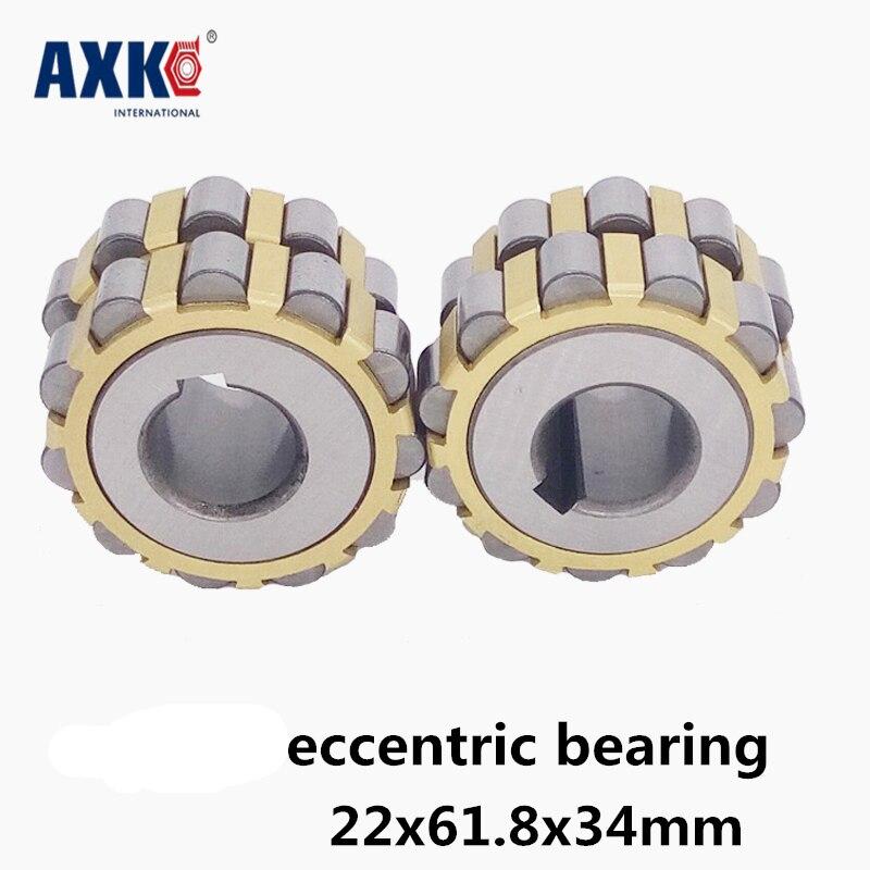 eccentric bearing 22x61.8x34mm 80752904K/100752904K/130752904K/150752904K/200752904K/250750924K/300752904K eccentricity k