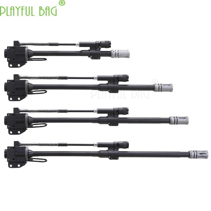 Jinming 10 Gen10 ACR Water Bullet Gun Barrel Assembly Upgrade Material Casing Quick Removal Pipe Guide Pipe Model Fittings PI30