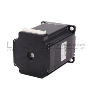 Image 4 - Nema 23 step Motor 2 fazlı, 4 lead 20Kgcm CNC 57x76mm 2.8A 189N.cm 23HS7628 + TB6600 sürücü motor için CNC freze makinesi