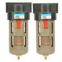 Oil Water Separator Air Compressor Parts Source Treatment Unit Filter Pneumatic Regulator Oil Water Separator Pneumatic Fitting