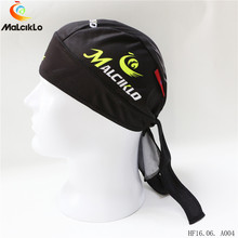 2017 Malciklo Women/Men Professional Cycling Ciclismo Team Bicycle Bike MTB Sport Headscarf Headbands Scarf Headwear T001