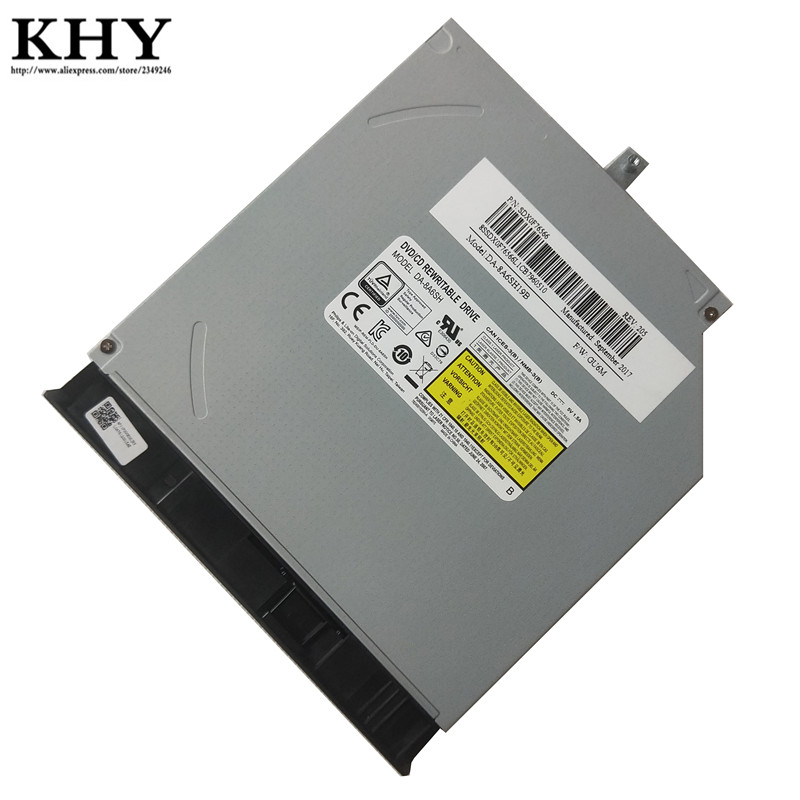 Оригинальный DVD/RW DVD SuperMulti Slim drive 9,0 мм для Thinkpad E570 E570C E575 FRU 01LV744 01EN349 DA-8A6SH GUE0N AP11P000E00