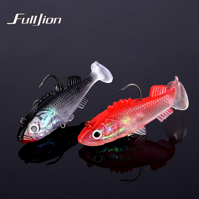 Fishing Lures Soft Bass Wobblers Carp Crankbait With Treble Tackle Hooks Fishing Accessories Artificial Pesca Isca Baits 7.6cm wldslure 1pc 54g minnow sea fishing crankbait bass hard bait tuna lures wobbler trolling lure treble hook