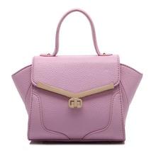 Small Hand Bag High Quality Litchi Stria 2016 New Fashion font b Handbag b font Trendy