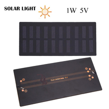 2000mAh 1W 5V Solar Cell Polycrystalline Solar Panel Premium Battery Charger 132x63mm Solar Panels Charger
