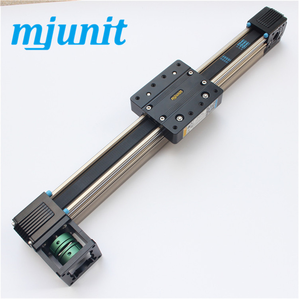 X axis linear guide/ rail Linear slide /Customized length belt drive linear guide rail 1pc trh25 length 1500mm linear guide rail linear slide track auto slide rail for sewing machiner