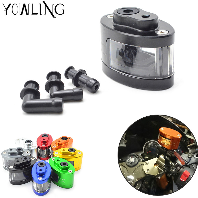 Motorcycle Brake Fluid Reservoir Clutch Tank Oil Fluid Cup For YAMAHA YZF R1 R6 R3 R25 Tmax 500 530 MT07 MT09 FZ6R FZ8 mt-10 r10 universal motorcycle brake fluid reservoir clutch tank oil fluid cup for mt 09 grips yamaha fz1 kawasaki z1000 honda steed bone
