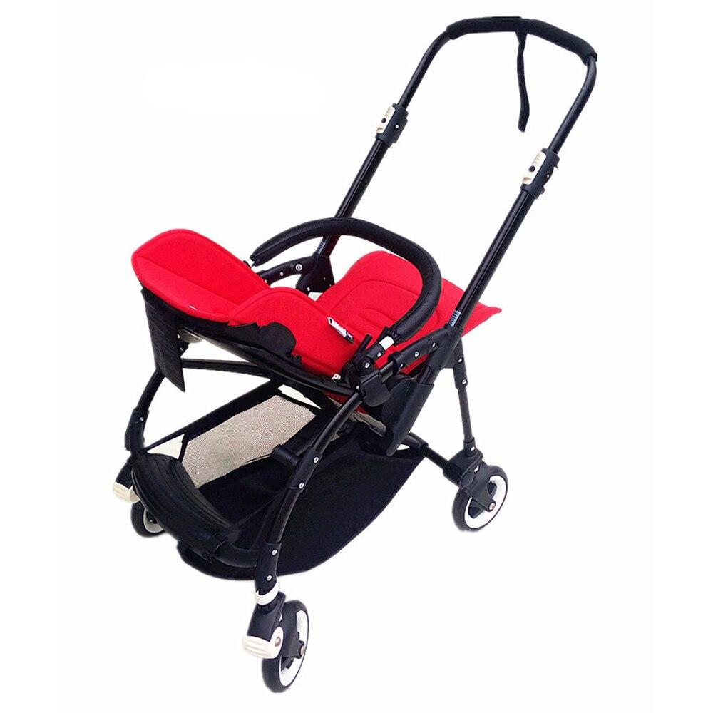 Baby Stroller Accessories Trolley Armrests Bumper Bar Handlebar - Aktivitas dan peralatan anak anak - Foto 4