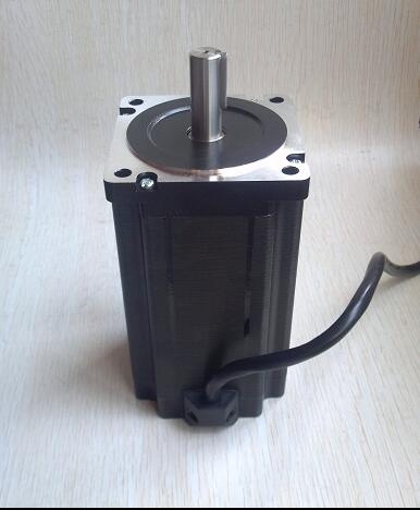 86BYGH 1.8 degrees / stepper motor / length 80mm / two-phase, four wire /4.5NM / NEMA34 428yghm818 stepper motor two phase four wire