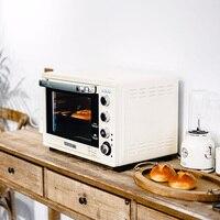 Электрическая бытовая духовка для выпечки многофункциональная Автоматическая Большая литровая емкость Интеллектуальная Мини тортовая ку