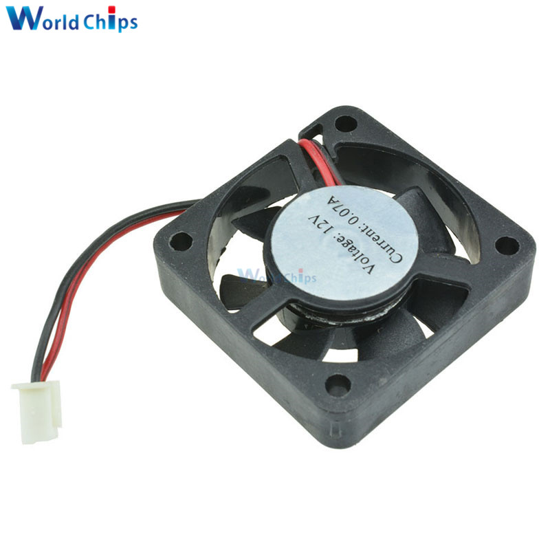 US $0 24 16% OFF Cooler Axial Fan 12V 40x40x10mm For Arduino Raspberry Pi  Computer 3D printer CF-in Integrated Circuits from Electronic Components &