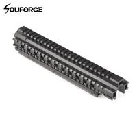 Tactical FN FAL Quad Rail Mounting System Length 29 5cm Picatinny Rail Handguard Aluminium L1A1 For