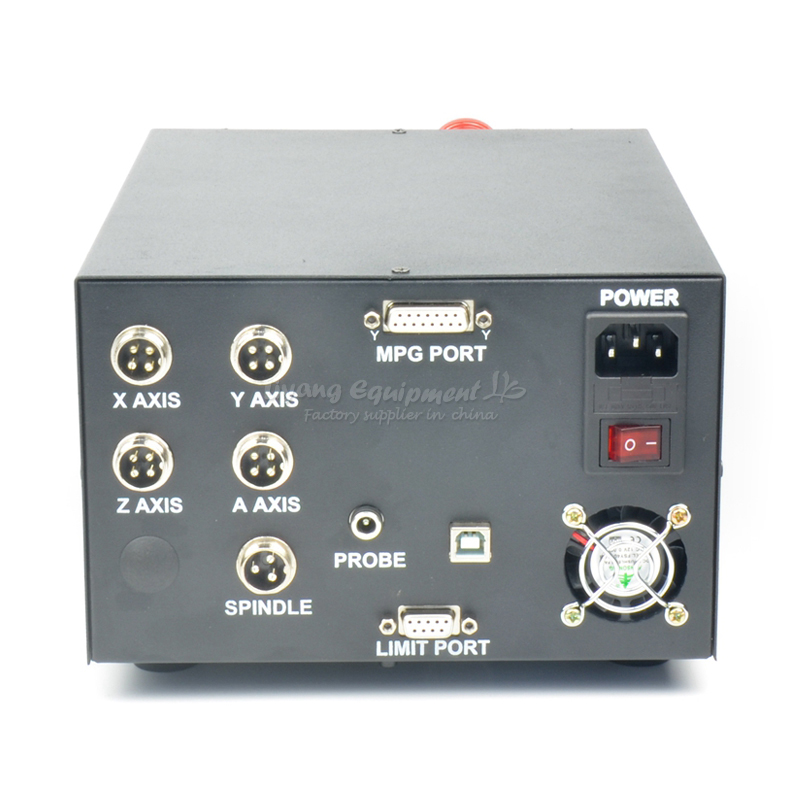 New cnc engraving machine control box MACH3 USB interface NCB02 new