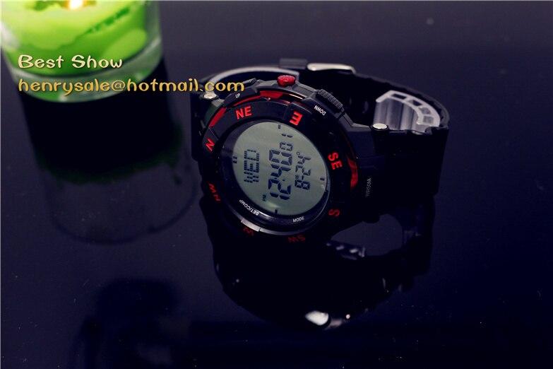 prova d' água mulheres parar relógio de fuso horário múltipla