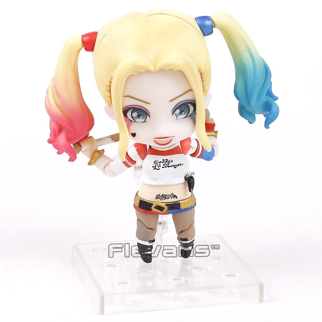 Nd Suicide Squad Harley Quinn 672/Joker 671 PVC Action Figure Sammeln Modell Spielzeug Puppe