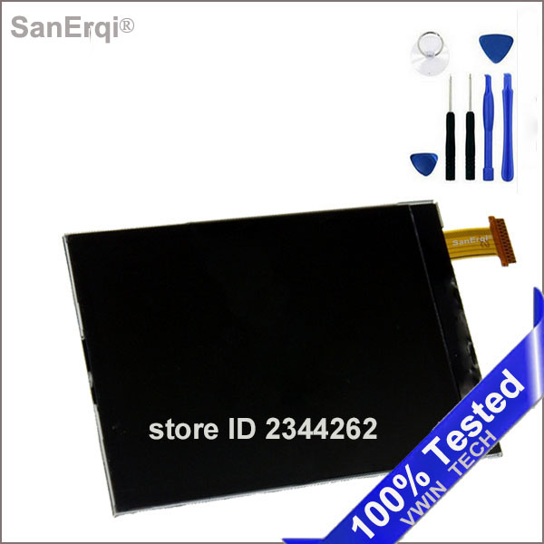 SanErqi LCD Screen Display Screen Repair Part Replacement with tools For <font><b>Nokia</b></font> 3208 <font><b>7230</b></font> LCD+ Tools image