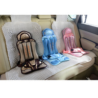 New 1 5 Years Old Baby Portable Car Safety Seat Kids Car Seat 20kg for Children Toddlers Car Seat Cover Harness Car Chairs