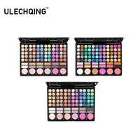 78 Colors Matte Shimmer Brown Smoky Mineral EyeShadow Makeup Palettes EyeShadow Blush Lipstick Bronzers Make Up