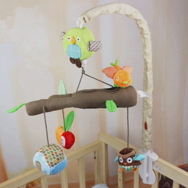 Permalink to Music Box Infant Baby Bed Bell Baby Toys 0-12 Months Soft Mobile Crib Rotating Music Hanging Rattles Musical Educational Toys