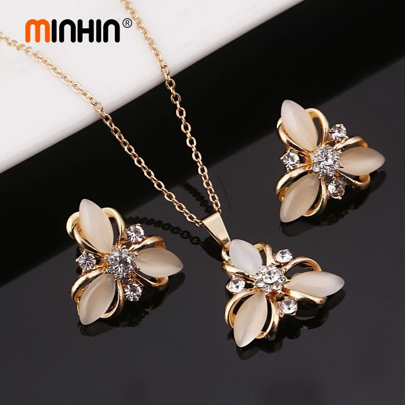 MINHIN Flower Wedding Sets...