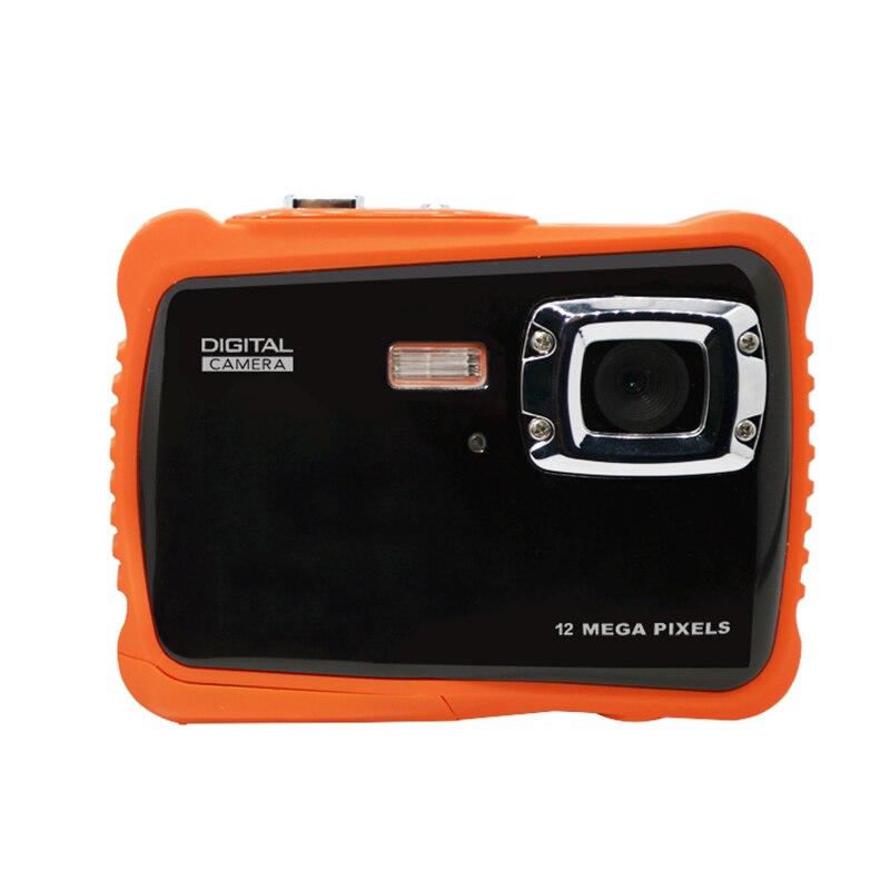 HD LCD Écran Caméra Mini Bande Dessinée Enfants Cadeau Sous-Marine Photo Super Étanche Antichoc Appareil Photo Numérique pour la Baignade - 4