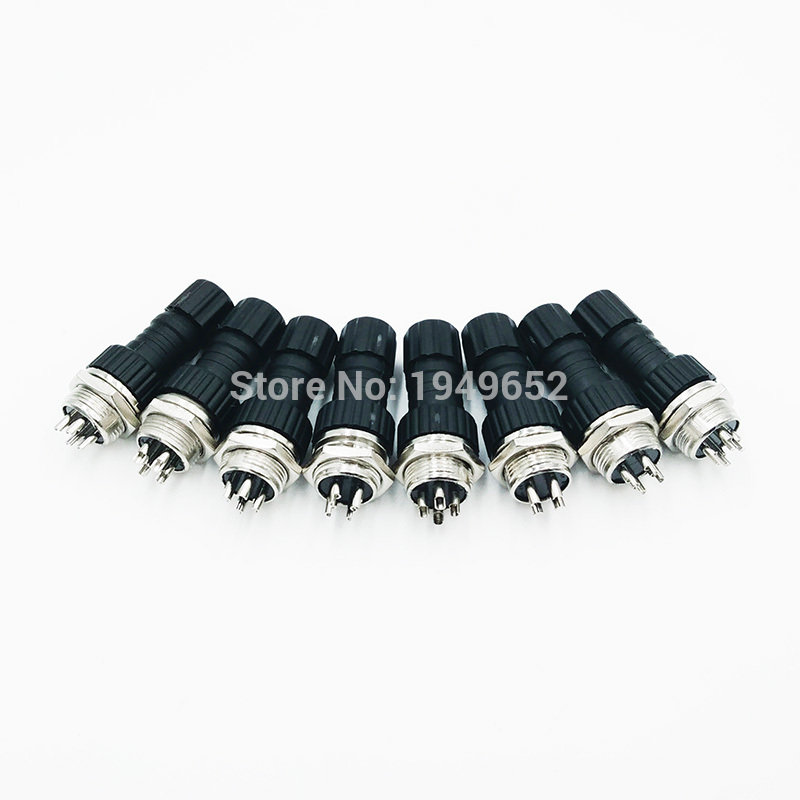 Aviation connector GX16 M16 waterproof male&female plug and socket 2pin3pin4pin5pin6pin7pin8pin9pin10pin IP65 1pcs gx16 2 3 4 5 6 7 8 9 pin high quality male