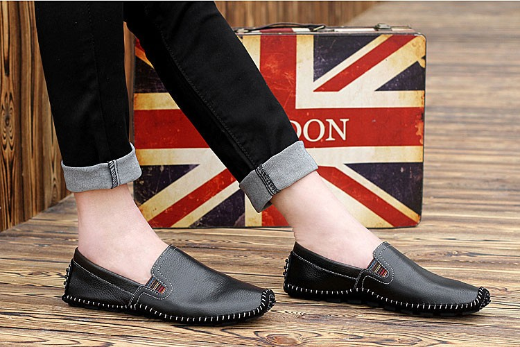 HN 930 (16) men casual loafers