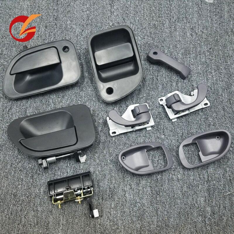 use for mitsubishi delica L400 door handle front door rear door tailgate door handle