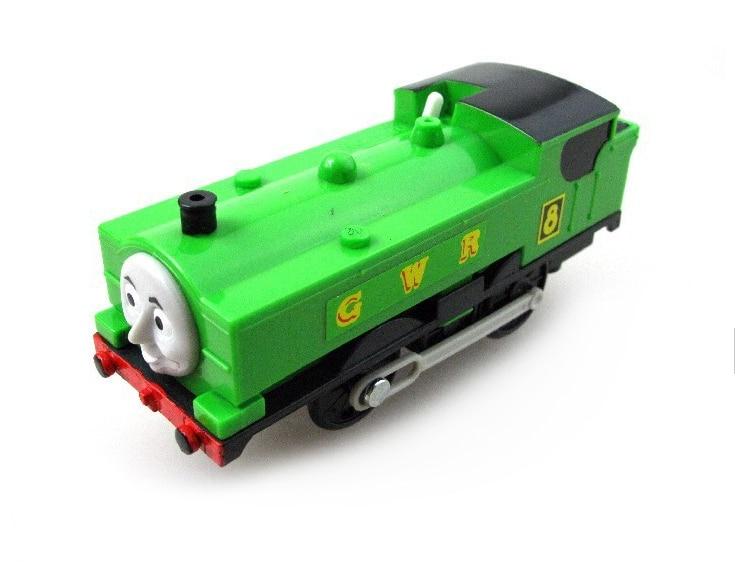 Children Toy Electric Thomas Friend Trackmaster Engine Motorized Train Locomotive Plastic Gift - Duck Jack's Store 536762 store
