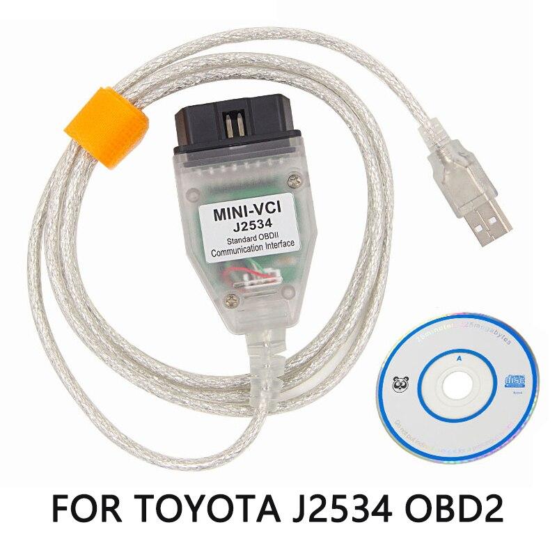 Toyota Tech Info Site: Latest MINI VCI Interface FOR TOYOTA TIS Techstream MINI