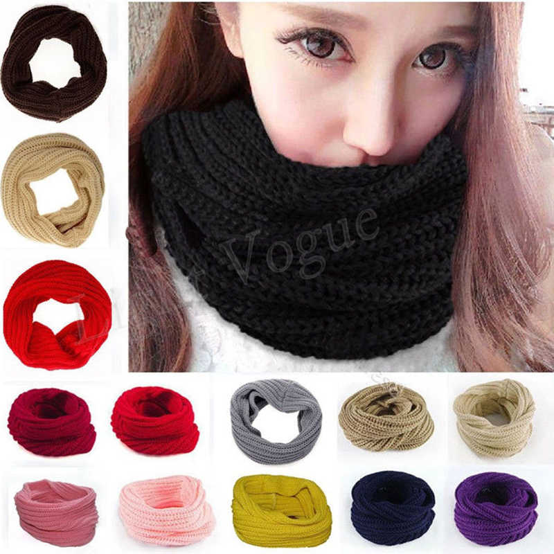 Detail Feedback Questions About Women Fashion Winter Warm Infinity